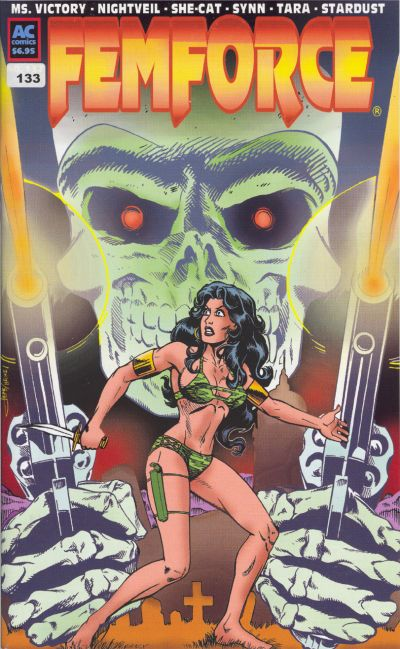 Cover for FemForce (AC, 1985 series) #133