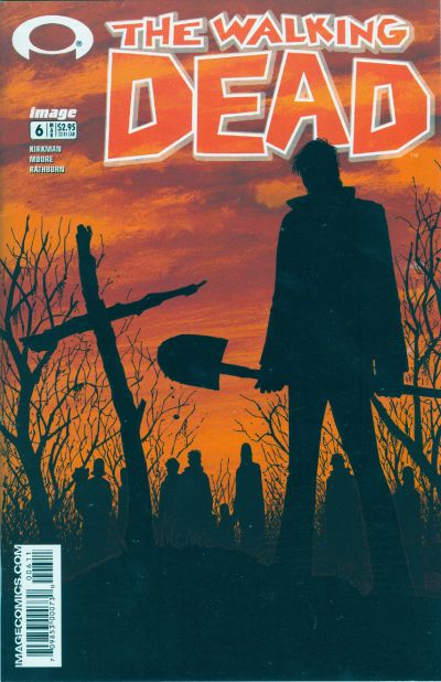 Cover for The Walking Dead (Image, 2003 series) #6