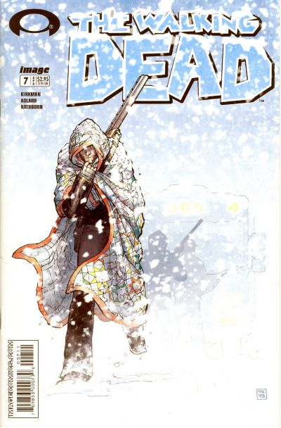 Cover for The Walking Dead (Image, 2003 series) #7