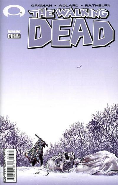 Cover for The Walking Dead (Image, 2003 series) #8