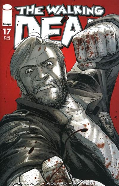 Cover for The Walking Dead (Image, 2003 series) #17