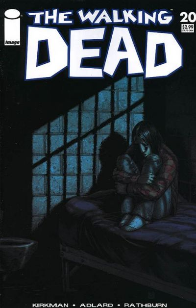 Cover for The Walking Dead (Image, 2003 series) #20
