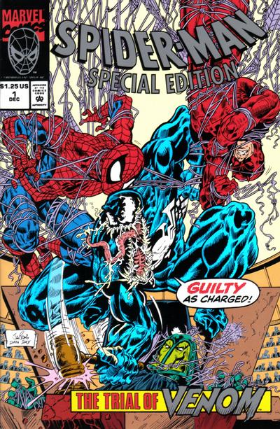 Cover for Spider-Man Special Edition (Marvel, 1992 series) #1