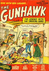 Cover for The Gunhawk (Bell Features, 1950 series) #12