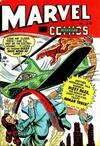 Cover for Marvel Mystery Comics (Bell Features, 1948 series) #90