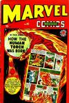 Cover for Marvel Mystery Comics (Bell Features, 1948 series) #92