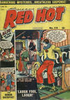 Cover for Red Hot Comics (Bell Features, 1951 series) #20