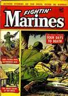 Cover for Fightin' Marines (St. John, 1951 series) #12