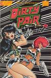 Cover for Dirty Pair (Eclipse, 1988 series) #2