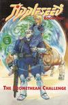 Cover for Appleseed (Eclipse, 1989 series) #1 - The Promethean Challenge