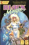 Cover for Black Magic (Eclipse, 1990 series) #1