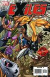 Cover for Exiles (Marvel, 2001 series) #73 [Direct Edition]