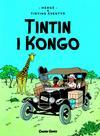 Cover for Tintins äventyr (Bonnier Carlsen, 2004 series) #2 - Tintin i Kongo