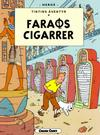 Cover for Tintins äventyr (Bonnier Carlsen, 2004 series) #4 - Faraos cigarrer