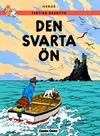 Cover for Tintins äventyr (Bonnier Carlsen, 2004 series) #7 - Den svarta ön