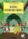 Cover for Tintins äventyr (Bonnier Carlsen, 2004 series) #8 - Kung Ottokars spira