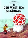 Cover for Tintins äventyr (Bonnier Carlsen, 2004 series) #10 - Den mystiska stjärnan