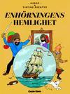 Cover for Tintins äventyr (Bonnier Carlsen, 2004 series) #11 - Enhörningens hemlighet