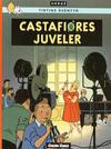 Cover for Tintins äventyr (Bonnier Carlsen, 2004 series) #21 - Castafiores juveler