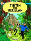 Cover for Tintins äventyr (Bonnier Carlsen, 2004 series) #23 - Tintin hos gerillan