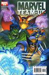 Cover for Marvel Team-Up (Marvel, 2005 series) #11