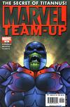 Cover for Marvel Team-Up (Marvel, 2005 series) #12