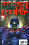 Cover for Marvel Team-Up (Marvel, 2005 series) #12