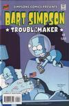 Cover for Simpsons Comics Presents Bart Simpson (Bongo, 2000 series) #3
