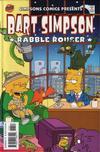 Cover for Simpsons Comics Presents Bart Simpson (Bongo, 2000 series) #9