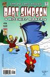 Cover for Simpsons Comics Presents Bart Simpson (Bongo, 2000 series) #16