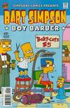 Cover for Simpsons Comics Presents Bart Simpson (Bongo, 2000 series) #21