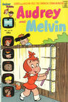 Cover for Audrey & Melvin (Harvey, 1974 series) #62