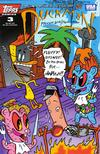 Cover for Duckman (Topps, 1994 series) #3