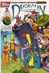Cover for Duckman: The Mob Frog Saga (Topps, 1994 series) #1