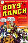 Cover for Boys' Ranch (Harvey, 1950 series) #2