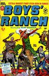 Cover for Boys' Ranch (Harvey, 1950 series) #3