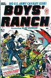 Cover for Boys' Ranch (Harvey, 1950 series) #4