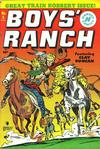 Cover for Boys' Ranch (Harvey, 1950 series) #6