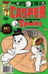 Cover for Casper and ... (Harvey, 1987 series) #2 [Newsstand]