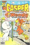 Cover for Casper and ... (Harvey, 1987 series) #3