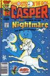 Cover for Casper and ... (Harvey, 1987 series) #4 [Newsstand]