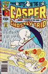 Cover for Casper and ... (Harvey, 1987 series) #5
