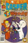 Cover for Casper and ... (Harvey, 1987 series) #7