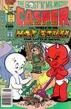Cover for Casper and ... (Harvey, 1987 series) #8