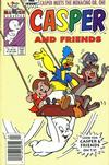 Cover for Casper and Friends (Harvey, 1991 series) #4