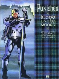 Cover Thumbnail for Punisher Blood on the Moors (Marvel, 1991 series)