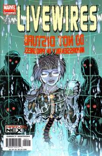 Cover Thumbnail for Livewires (Marvel, 2005 series) #2