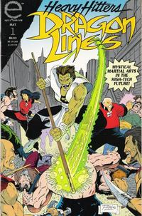 Cover Thumbnail for Dragon Lines (Marvel, 1993 series) #1