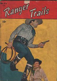 Cover Thumbnail for Ranger Trails (Bell Features, 1950 series) #21