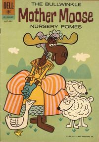 Cover Thumbnail for The Bullwinkle Mother Moose Nursery Pomes (Dell, 1962 series) #01-530-207
